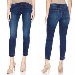 vintage america blues boho skinny ankle 8r jeans